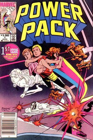 cover Power Pack #1