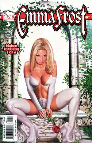 Cover Emma Frost #1
