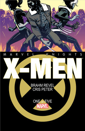 cover Marvel Knights X-Men #1