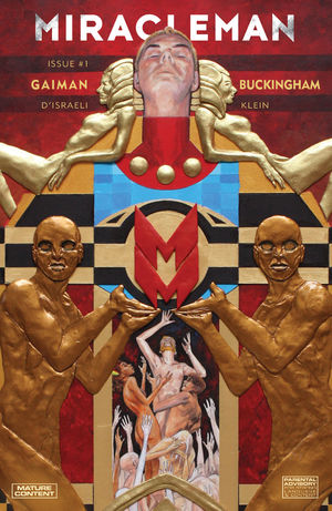 cover Miracleman by Gaiman and Buckingham #1