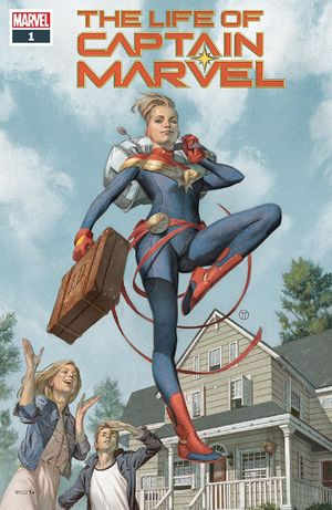cover The life of Captain Marvel (2a) #1