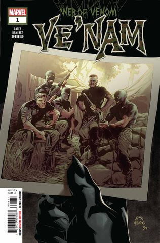 cover Web of Venom: Ve'nam