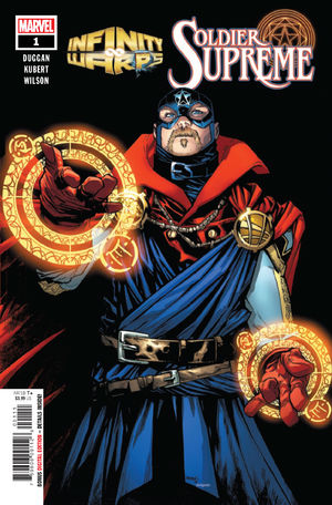 cover Infinity Wars: Soldier Supreme #1