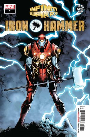 cover Infinity Wars: Iron Hammer #1