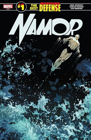 cover Namor: The Best Defense