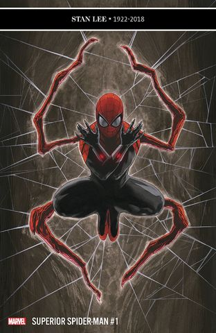 cover Superior Spider-Man (2a) #1