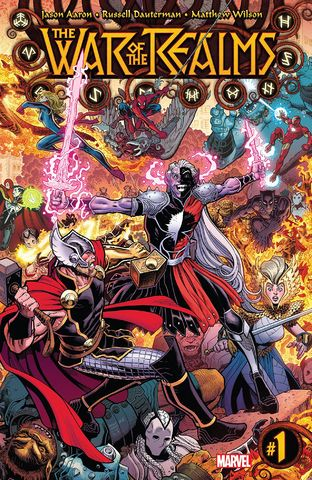 cover War of the Realms #1