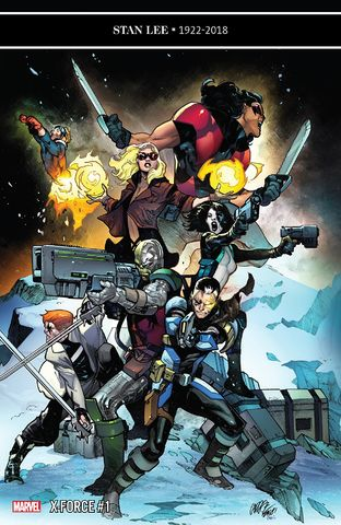 cover X-Force (5a) #1